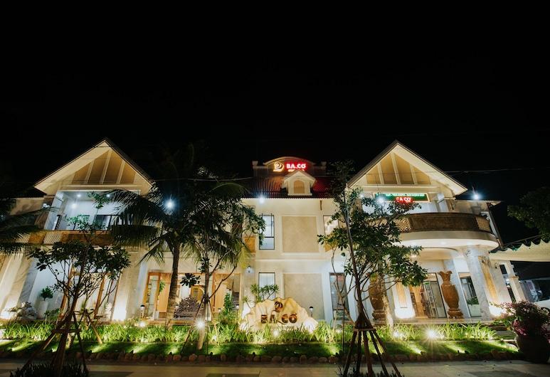 Ba Cơ Boutique Hotel, Tam Ky, Hotel Front