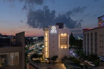 大邱棕點酒店的圖片