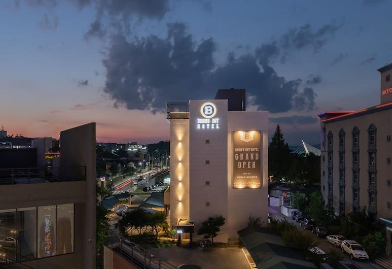棕點酒店, Daegu