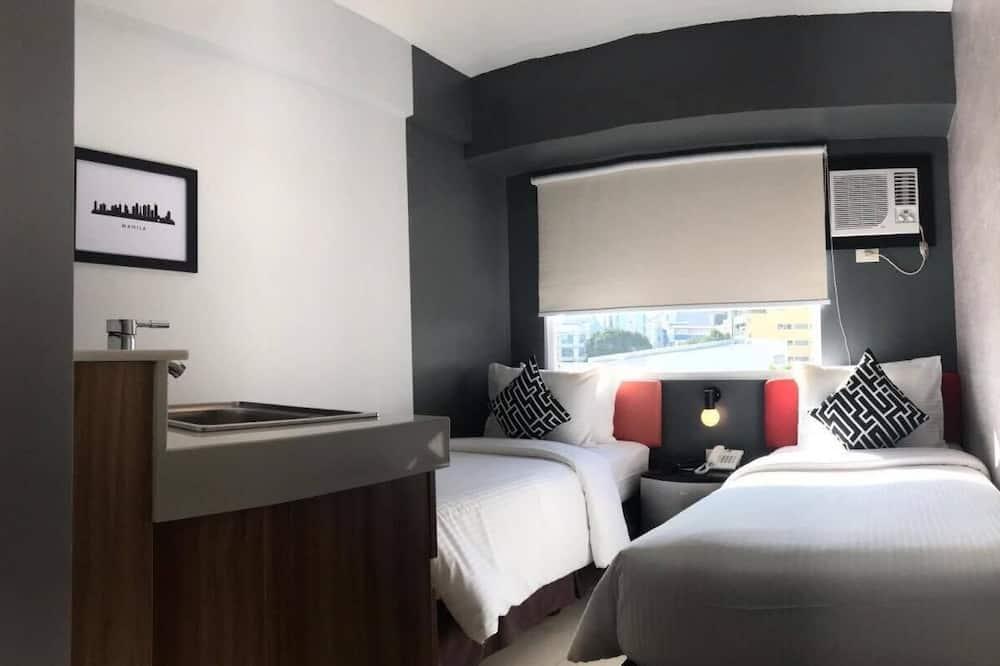 Habitación con 2 camas individuales (with view) - Imagen destacada