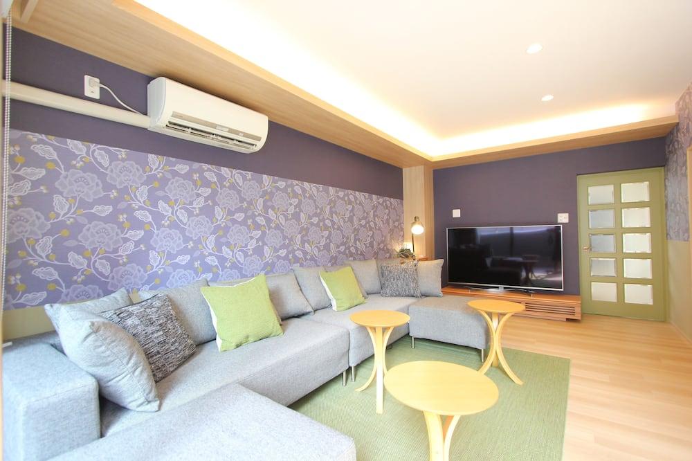 Executive-Zimmer (Suite, 402) - Wohnzimmer