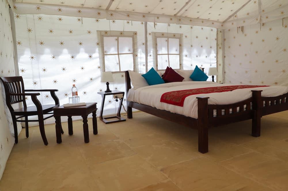 Luxe tent - Woonruimte