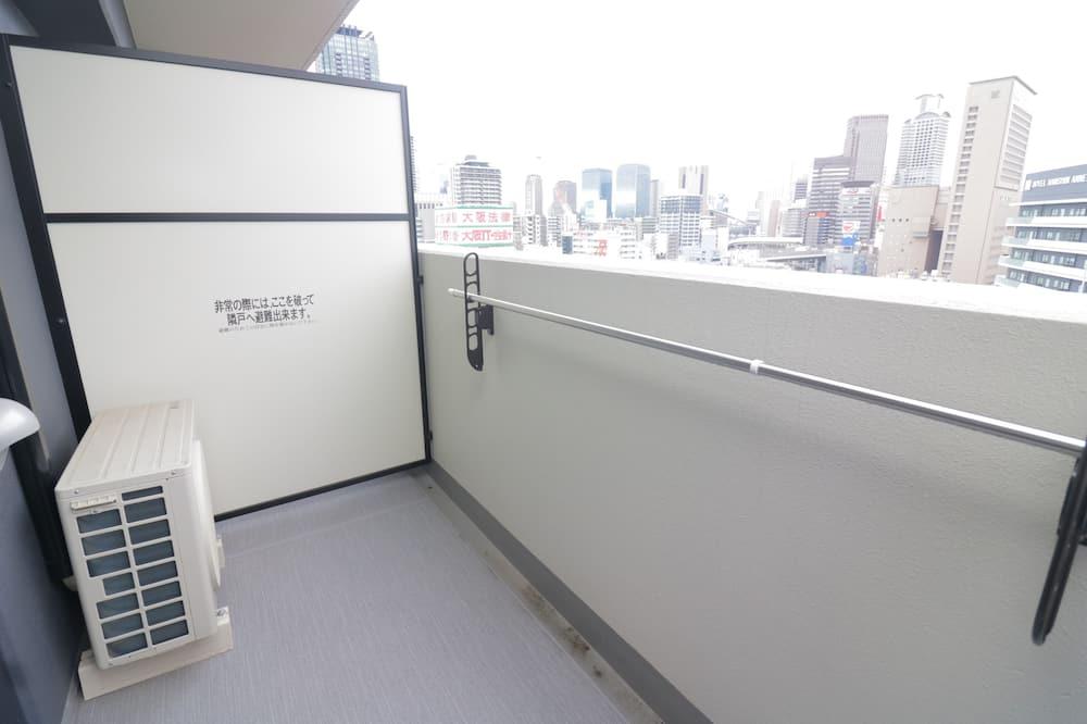 公寓 (AZ601) - 阳台