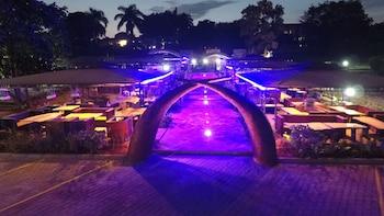 Kampala bölgesindeki African Tribe Hotel resmi
