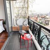 Signature stuudiosviit, 1 lai voodi, terrass, vaade linnale - Rõdu