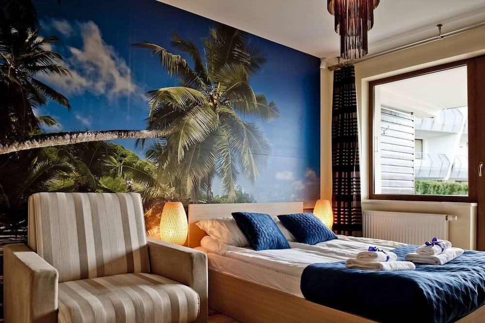 Apartament, 1 sypialnia, taras (A3) - Powierzchnia mieszkalna