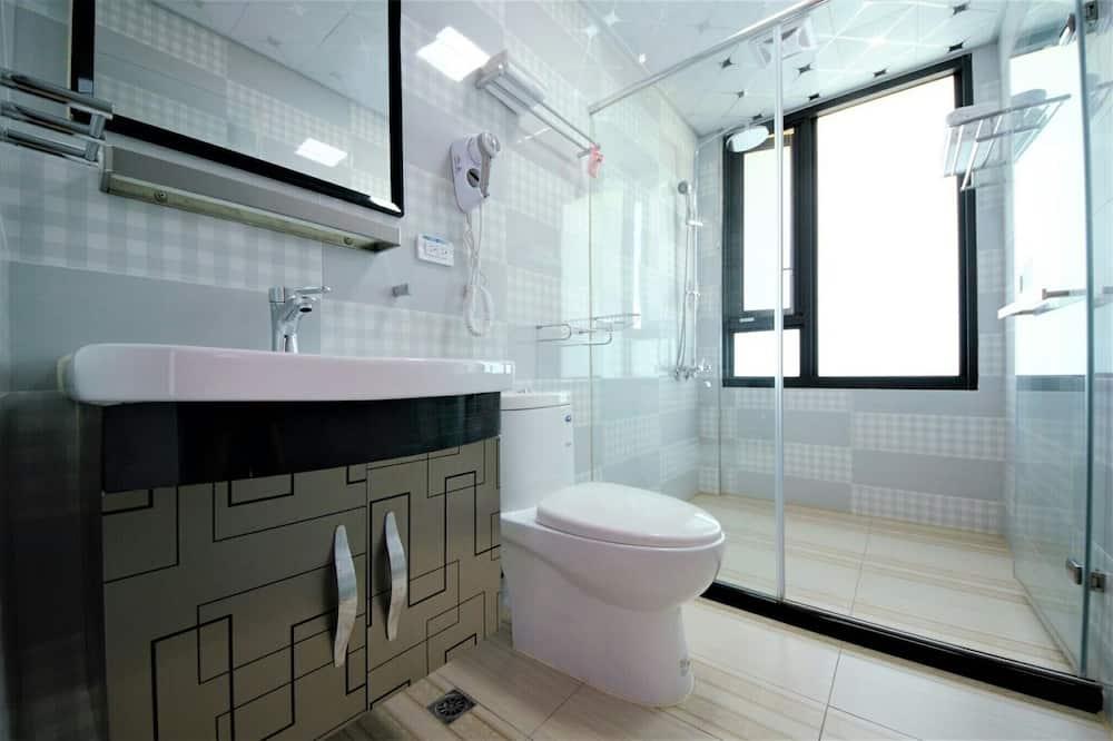 Habitación cuádruple - Cuarto de baño