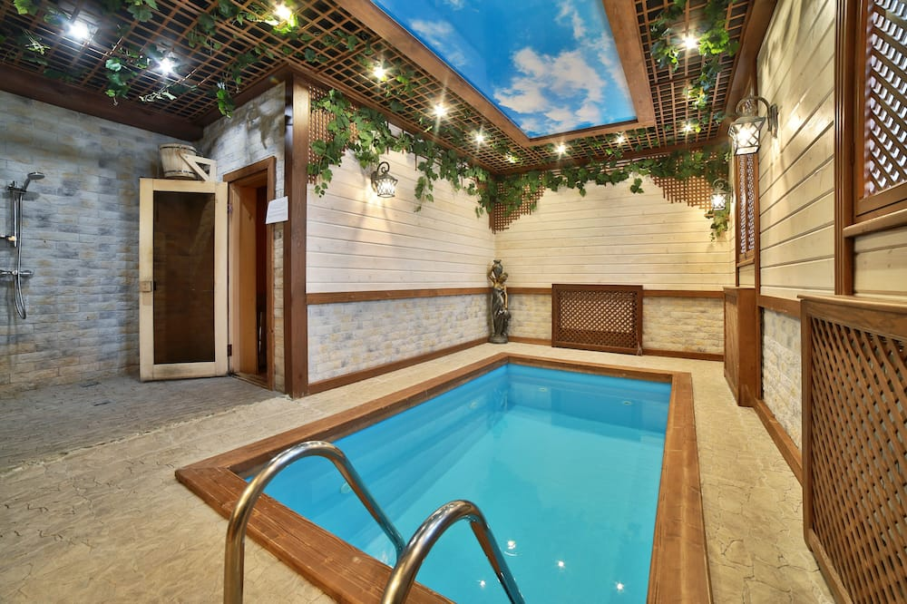 Apartment, Private Pool (incl. 1 hour sauna) - Private pool