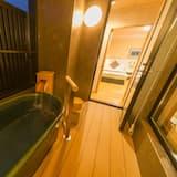 Standarta numurs, privāta vannasistaba (Japanese Western Style, Open-air Bath) - Vannasistaba