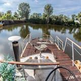 Vista para a água