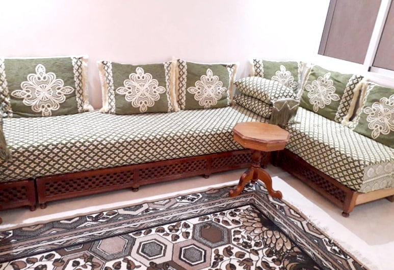 Apartment With 2 Bedrooms in Meknès, With Wonderful City View and Balcony, Meknes