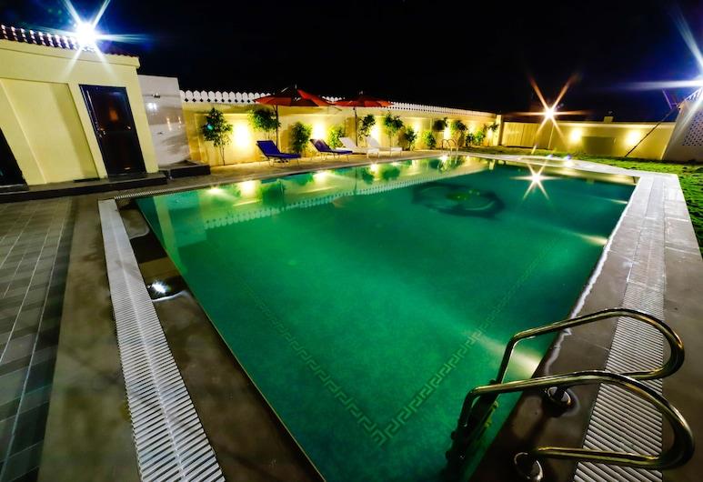 The Green Genius Resort Pushkar, Pushkar, Area per barbecue/picnic