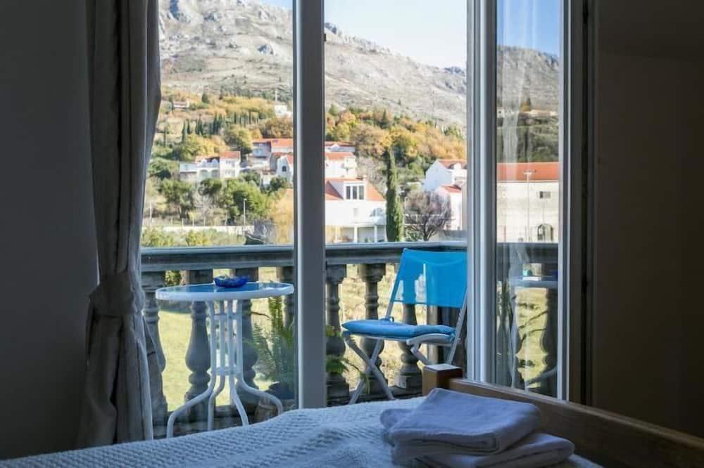 Doppel- oder Zweibettzimmer, Balkon - Balkon