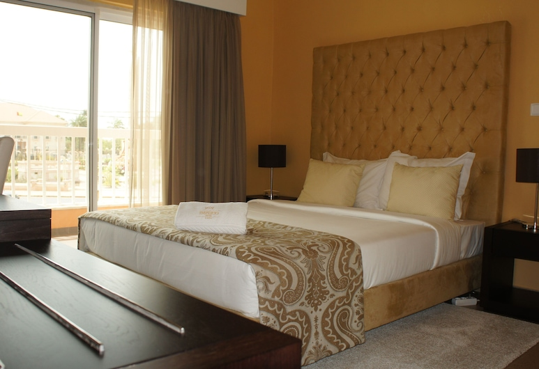 Hotel Imperio, Bissau, Classic Room, Guest Room