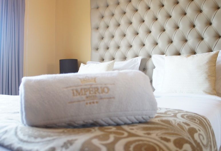 Hotel Imperio, Bissau, Basic Room, 1 King Bed, City View, Guest Room