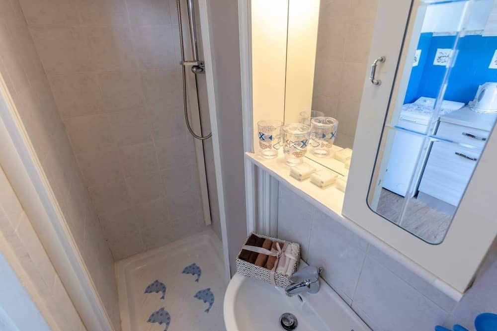 Apartment, 1 Bedroom, Partial Sea View - Bathroom