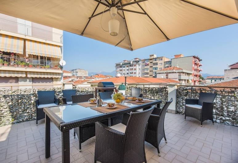 Elly's Terrace-old City, Viareggio