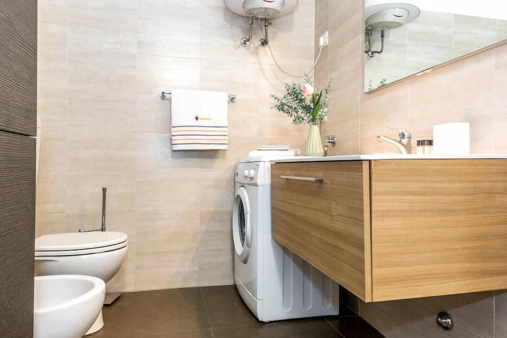 Apartman (1 Bedroom) - Kupaonica