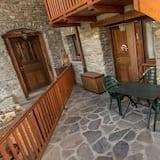Departamento, 1 habitación, vista a la montaña - Balcón