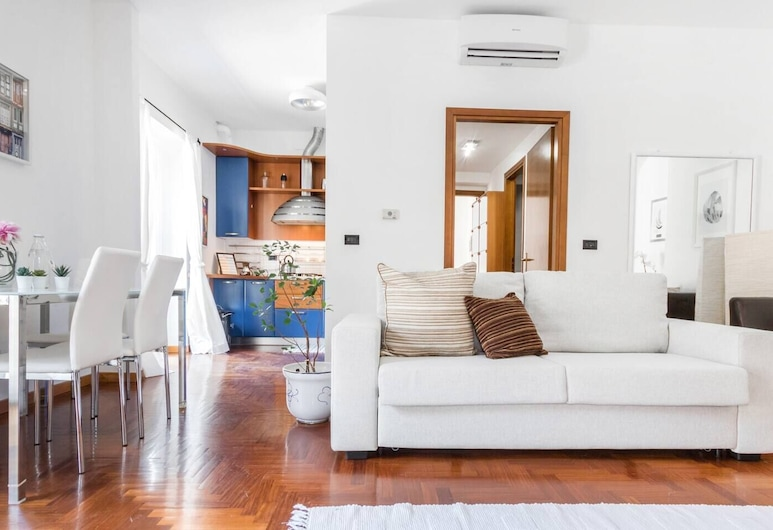 Altido Soncino Apartment, Milan, Apartment, 1 Bedroom, Living Room