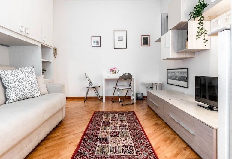 Altido Sismondi Apartment, Μιλάνο, Στούντιο (0 Bedroom), Καθιστικό