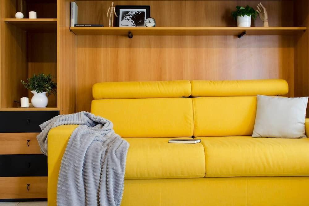 Studio (0 Bedroom) - Stue