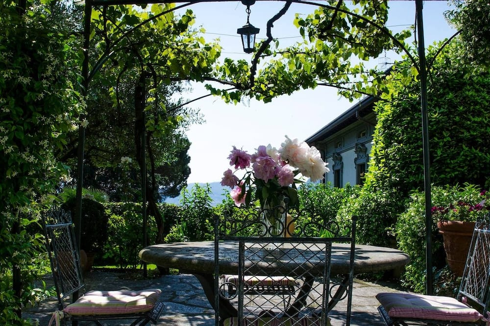 Коттедж, патио, вид на озеро (3 Bedrooms) - Балкон