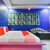 Pokój dwuosobowy z 1 lub 2 łóżkami typu Deluxe - Salon