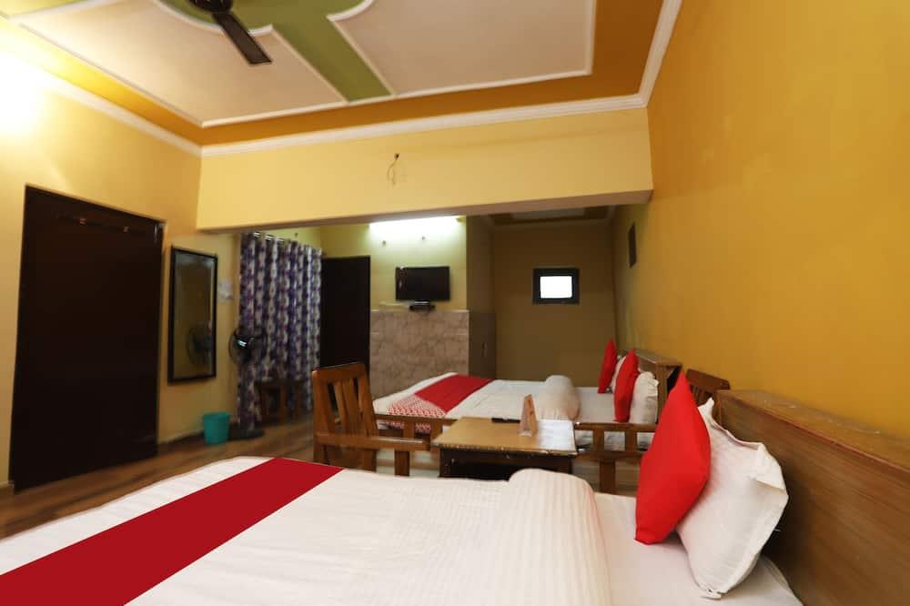 חדר זוגי או טווין - חדר אורחים