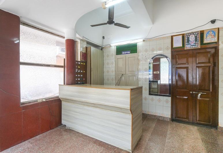 SPOT ON 60491 Harini Lodge, Chennai, Recepcia