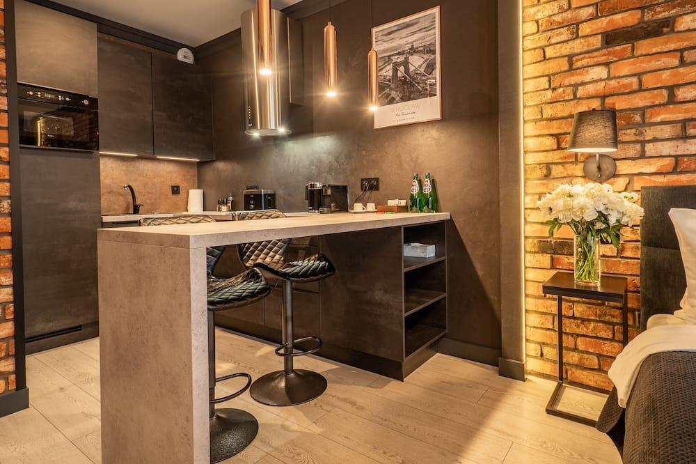 Studio (29) - Wohnbereich