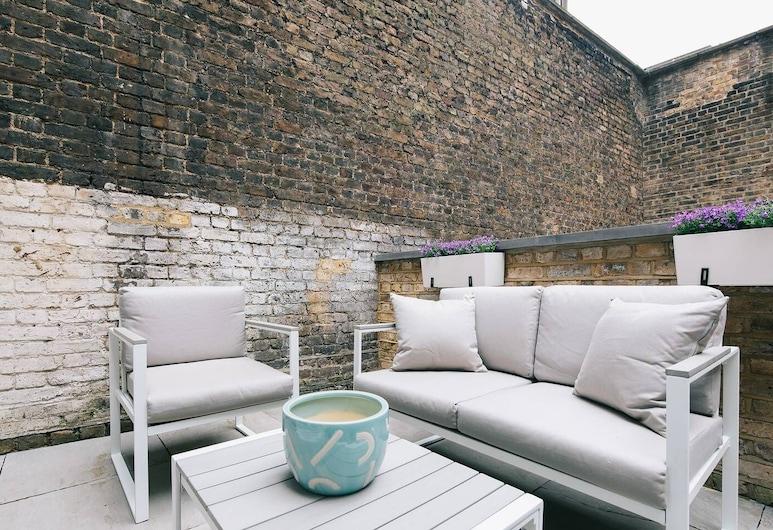 切特豪斯公寓酒店, 倫敦, 公寓, 2 間臥室 (CH1), 客房
