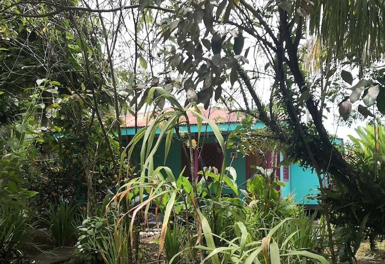 Cabinas Tortuguero, Tortuguero, Garten