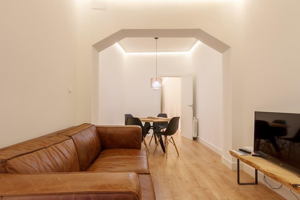 Apartament typu City, 2 sypialnie - Salon