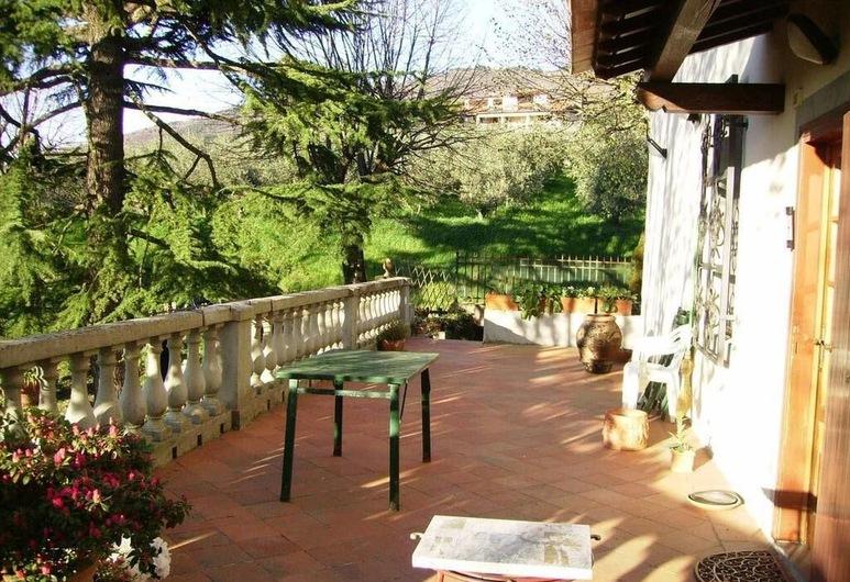 Appartamenti in Villino Ripa, Reggello, Apartment, 1 Bedroom (Terrazza), Terrace/Patio