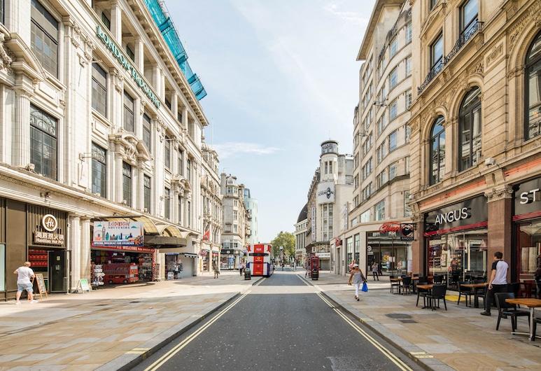 熱情中倫敦公寓酒店, 倫敦, 公寓, 街景