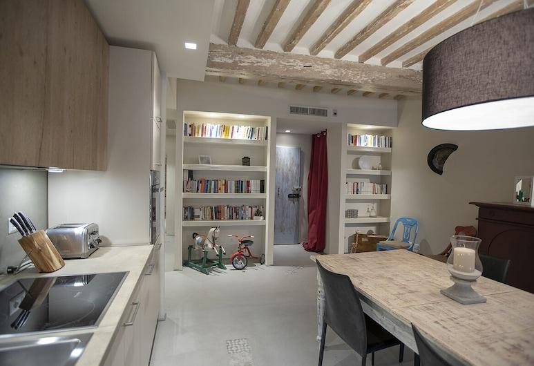 Appartamento Medea, Figline e Incisa Valdarno, Apartment, 1 Schlafzimmer, Wohnbereich