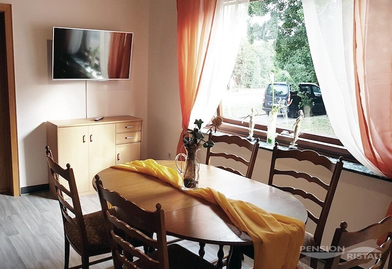 Pension Ristau Haus 2, Buende, Standard House, 5 Bedrooms, Non Smoking, Kitchen, Living Area
