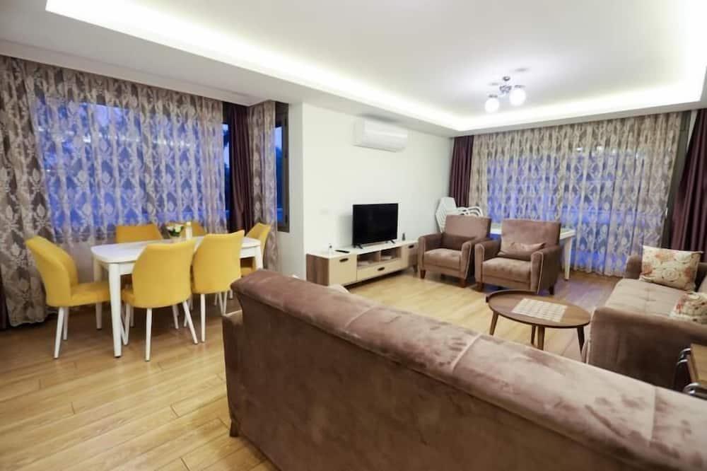 Villa, 4 chambres - Coin séjour