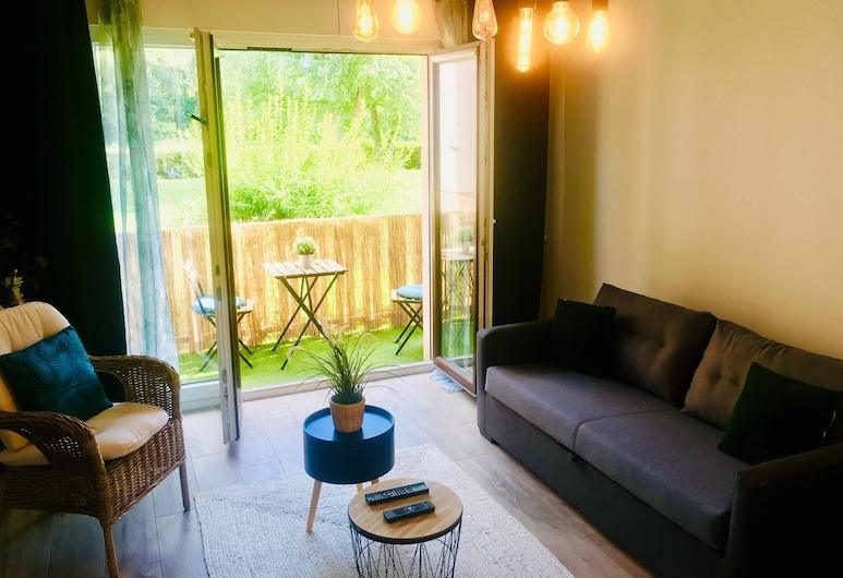 Résidence le Manoir, Douvaine, Apartment, Living Area