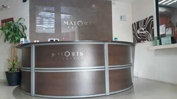 Foto van Hotel Maioris el Diez  in Culiacan