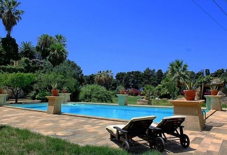 Tenuta Alle Due Querce, Trapani, Açık Yüzme Havuzu