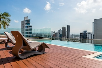 Picture of Modern Condo City Center in Panama City