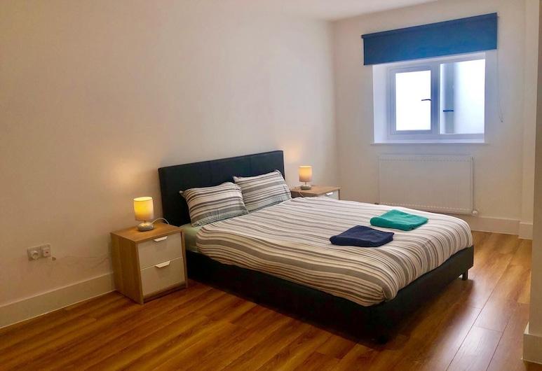 Global Sanctuary Pad 5, London, Deluxe-Apartment, eigenes Bad (272 Deluxw), Zimmer