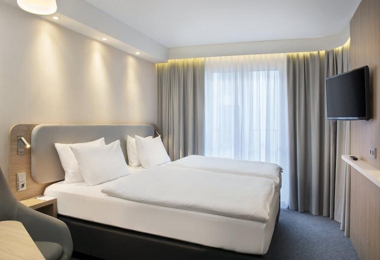ฮอลิเดย์อินน์ เอ็กซ์เพรส โกททิงเกน, Goettingen, ห้องพัก, เตียงเดี่ยว 2 เตียง, ปลอดบุหรี่ (2 Pers), ห้องพัก
