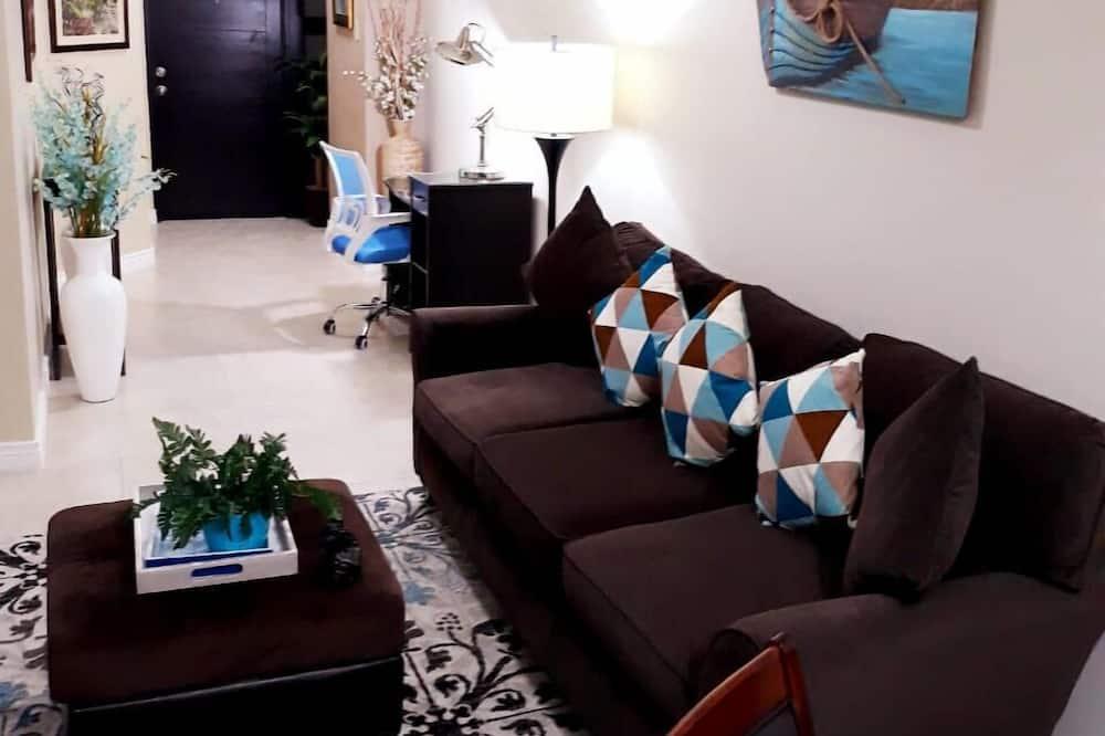 Vila typu Business - Obývacie priestory