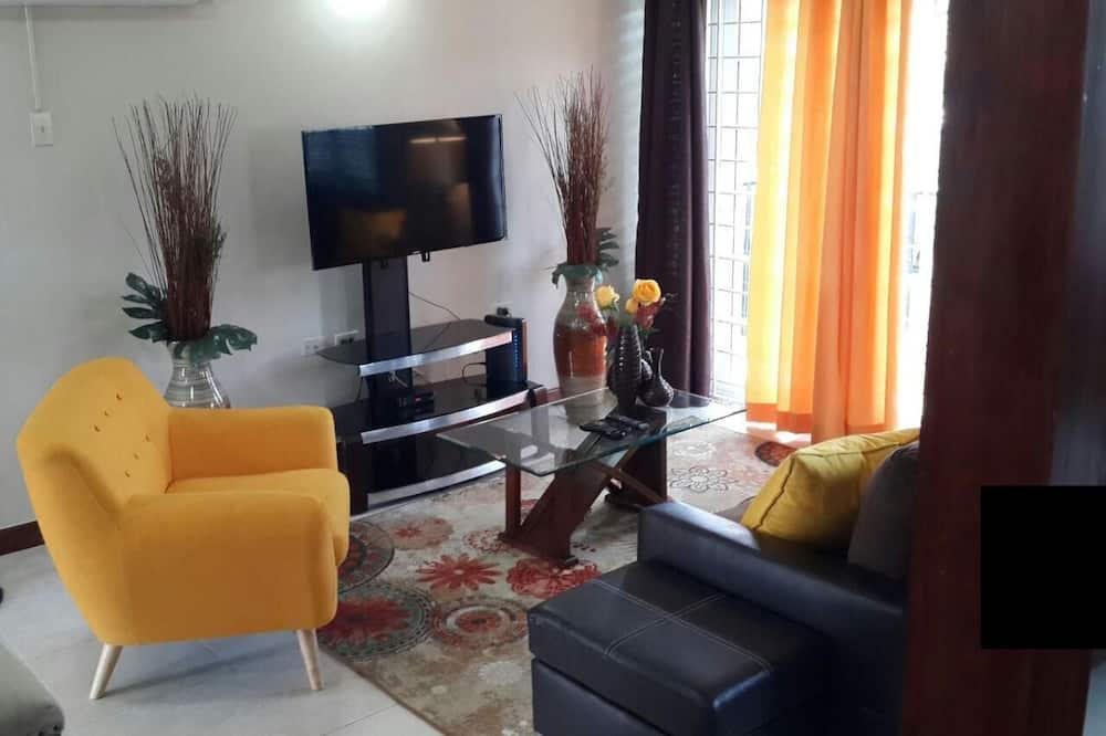 Vila typu Superior - Obývacie priestory