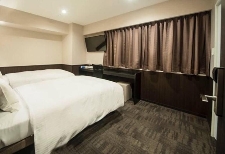 西區京都車站卓越酒店, Kyoto, 雙床房, 客房