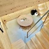 """Villa Gallery - flera sängar (Liam Fuji """"The Manabe Equation House"""") - Vardagsrum"""