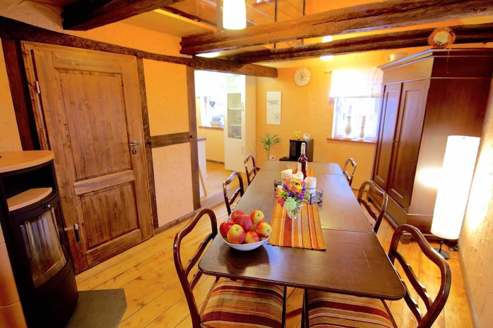FeWo Ulrich - In-Room Dining